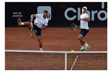 Cabal y Farah avanzan a la final de dobles del ATP 500 de Río de Janeiro