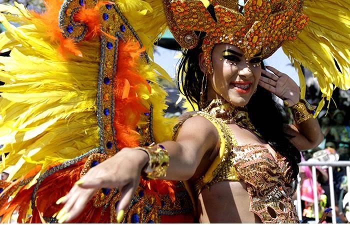 Carnaval de Barranquilla da inicio con su Batalla de Flores