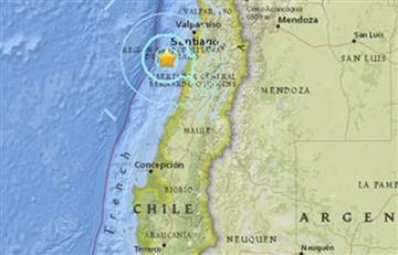 Sismo de magnitud 5,2 sacudió el norte de Chile