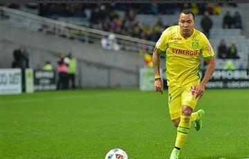 Video: Felipe Pardo marcó este golazo en la Liga de Francia