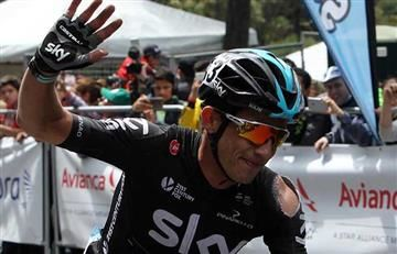 Campeonato Nacional de Ruta: Sergio Luis Henao se corona campeón