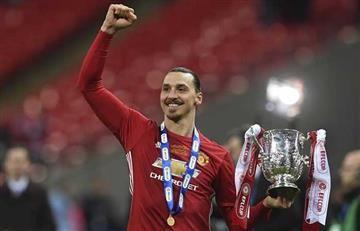Manchester United campeón de la Copa de la Liga