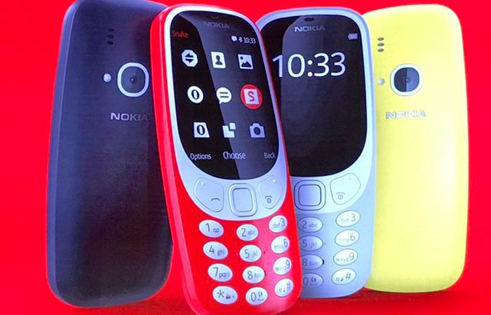 Nokia 3310: Así es el nuevo diseño y sus funciones