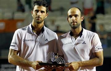 Cabal y Farah subcampeones en el ATP 250 de Río de Janeiro