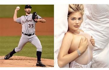 Kate Upton desvela los líos sexuales con el beisbolista Justin Verlander