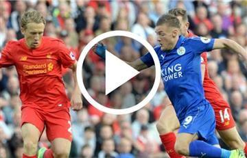 Leicester vs. Liverpool: Transmisión EN VIVO