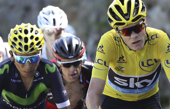 Nairo Quintana descifra el secreto de Froome para ganar