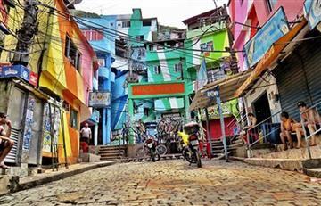 Turista argentina recibe un disparo por entrar a una favela en Río