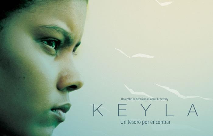 Desde las islas del caribe llega a las salas de cine 'Keyla'