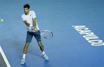Djokovic, Nadal y Del Potro a segunda ronda del ATP de Acapulco
