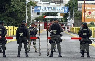 Frontera colombo-venezolana estará cerrada para vehículos