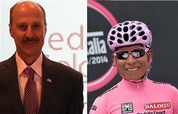 Nairo Quintana recibe fuerte crítica del presidente de Fedeciclismo