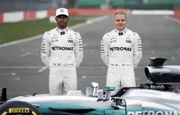 ¿Valtteri Bottas por encima de Lewis Hamilton?