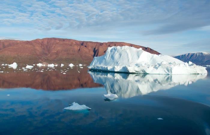 Antártida llega a récord histórico de altas temperaturas