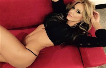 Esperanza Gómez vuelve a retar a Instagram con un desnudo