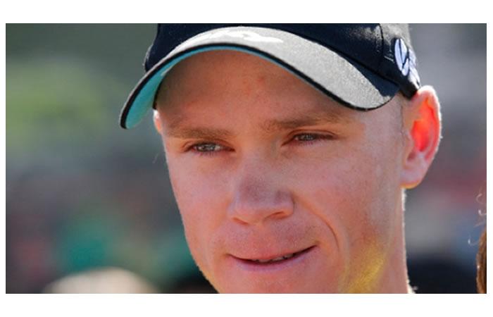 Froome sorprende con esta noticia que podría dejarlo sin Tour de Francia