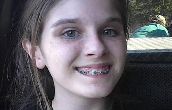 La escalofriante selfie de una niña de 13 años que impactó a todo un pueblo