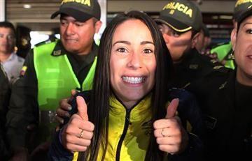 Mariana Pajón: ¿Se va de Colombia luego del matrimonio?