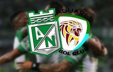 Nacional vs. Jaguares: Hora y transmisión EN VIVO