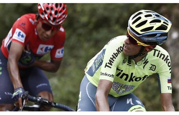 Nairo Quintana y el mal augurio que le dedica Alberto Contador