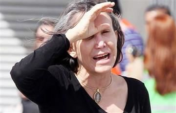 'Doña Florinda' ¿en delicada situación económica?