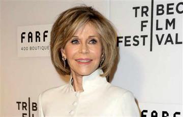 Jane Fonda revela que fue violada cuando era niña