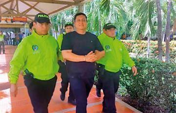 'Jhon Calzones': condenado a tres años y siete meses de cárcel
