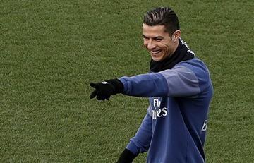 Cristiano Ronaldo estará frente al Napoli