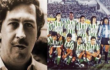 Atlético Nacional: 'El Chiringuito' revive la Libertadores de Pablo Escobar