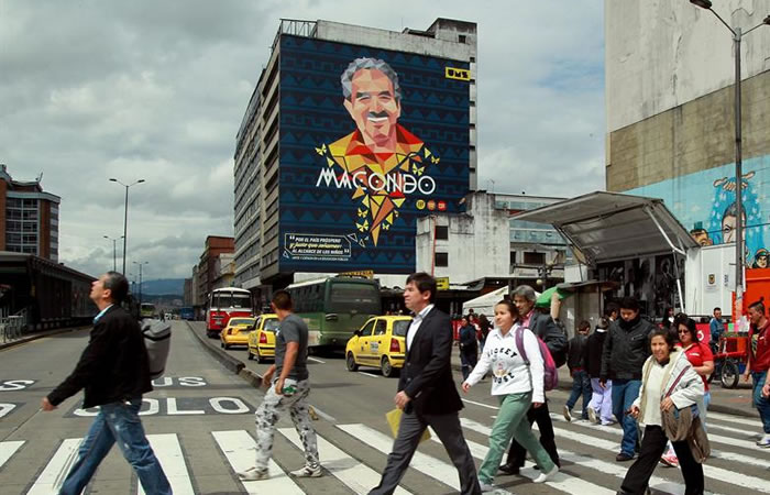 Colombia recuerda a Gabriel García Márquez en sus 90 años
