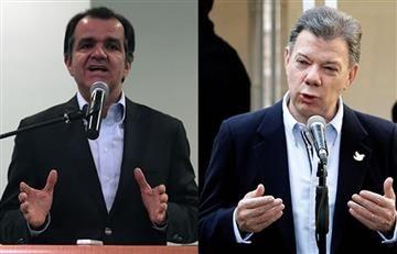 Odebrecht financió las campañas de Santos y Zuluaga
