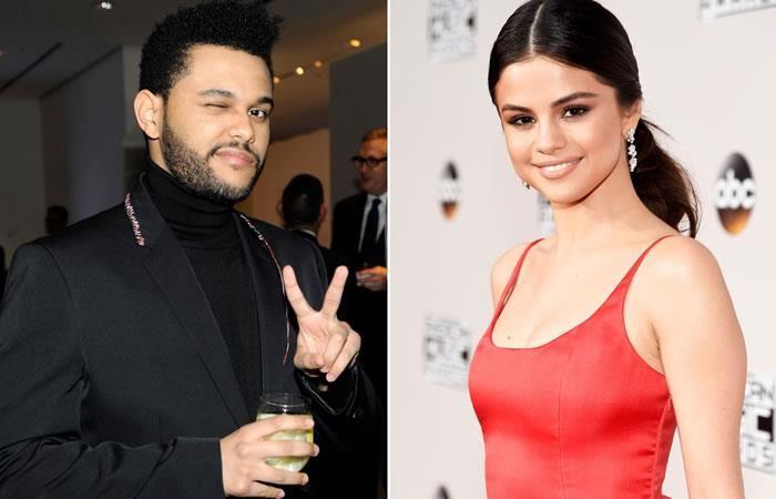 Selena Gómez y The Weeknd no ocultan su romance
