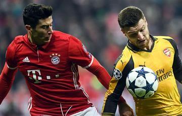 Arsenal vs. Bayern Múnich: Hora y transmisión EN VIVO