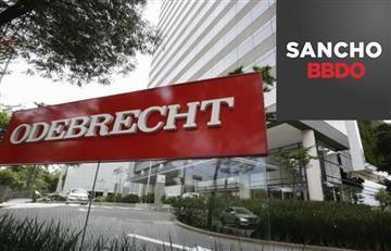 Odebrecht: Sancho BBDO confirma contrato con la multinacional