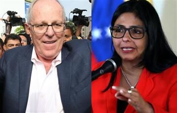 """Perú rechazó las """"expresiones insolentes"""" de Delcy Rodríguez y llamó a consulta a su embajador"""