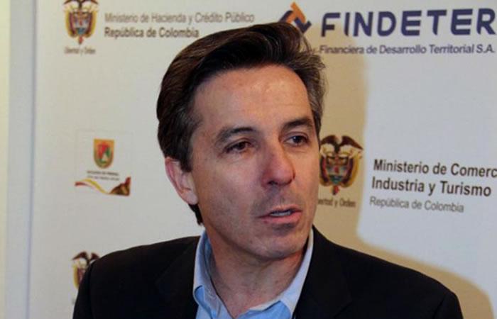 Roberto Prieto, exgerente de la campaña Santos presidente 2014 Foto: Twitter