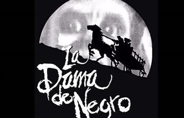 Robinson Díaz encarna el terror en 'La Dama de Negro'