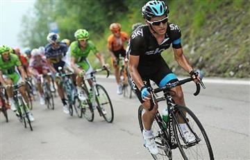 Sergio Luis Henao asciende una posición en la Paris-Nice