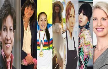 Día de la Mujer: Las siete colombianas que enorgullecen al país
