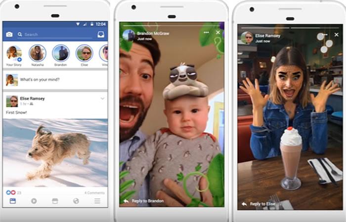 Facebook integra 'Messenger Day' ¿En qué consiste?