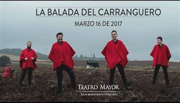 Los Rolling Ruanas lanzan 'La balada del carranguero' en concierto