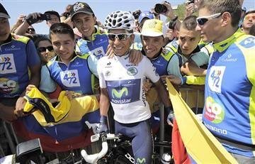 Nairo en el Tirreno-Adriático: Transmisión EN VIVO Segunda etapa