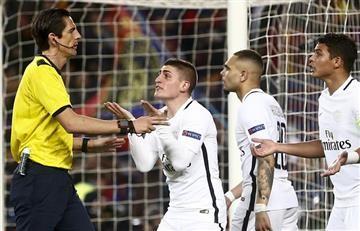 Barcelona vs. PSG: ¿Quién es el árbitro que pitó el polemico partido?