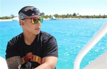 Daddy Yankee llega con su tema 'Hula Hoop'