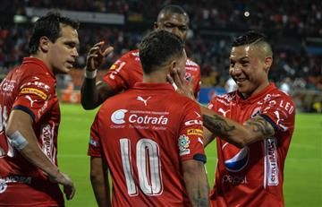 Independiente Medellín ganó y destrozó al Deportivo Pasto