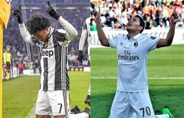 Juventus vs. Milan: Hora y transmisión EN VIVO