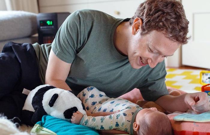 Mark Zuckerberg será padre por segunda vez