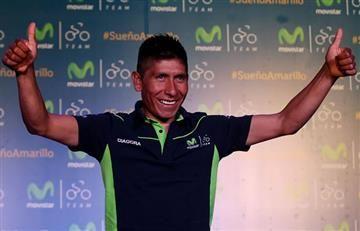 Nairo Quintana en Tirreno Adriático: EN VIVO tercera etapa