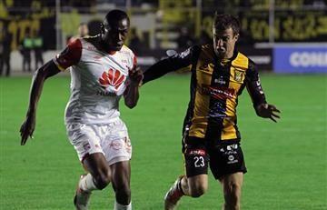 Santa Fe arrancó con pie izquierdo en la Libertadores