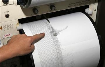 Sismo de magnitud 5.4 sacude a La Guajira